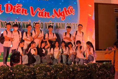 Hội diễn văn nghệ chào mừng ngày nhà giáo Việt Nam 20/11/2020