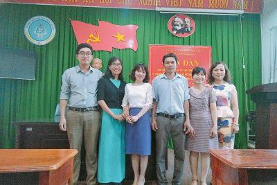 """Diễn đàn """"Sức khỏe sinh sản vị thành niên"""" trường THPT Việt Đức"""
