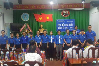 Đại hội Đại biểu Đoàn TNCS Hồ Chí Minh trường THPT Việt Đức, nhiệm kỳ 2017-2018