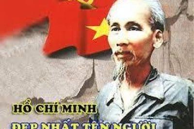 Rèn luyện đạo đức cách mạng cho cán bộ, đảng viên và giáo viên theo Tư tưởng Hồ Chí Minh