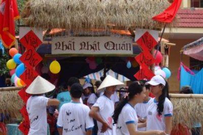 HOẠT ĐỘNG NHÂN DỊP KHAI GIẢNG NĂM HỌC 2015 – 2016 (HÌNH ẢNH, NHẠC,DÂN CA)