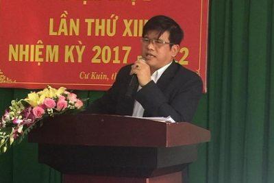 ĐẠI HỘI CÔNG ĐOÀN CƠ SỞ TRƯỜNG THPT VIỆT ĐỨC KHÓA XIII, NHIỆM KỲ 2017-2022
